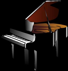 Música clásica relajante 10 imagen de dibujo de piano
