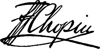 Música clásica relajante 3 imagen firma Chopin