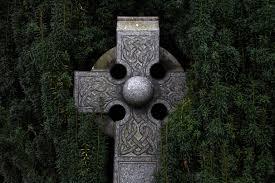 Música relajante étnica 5 imagen de cruz céltica