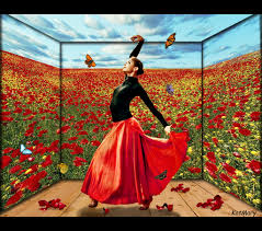 Música relajante étnica 8 imagen de flamenca