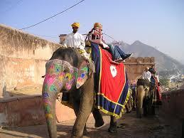 Música relajante étnica 9 imagen de elefante con personas