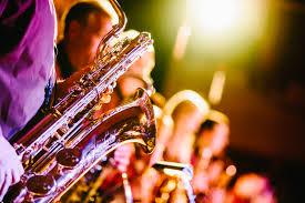 Música relajante jazz 2 imagen de saxofonistas
