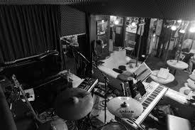 Música relajante jazz 7 imagen de estudio musical