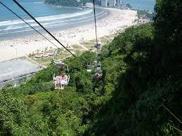 Música relajante bossa nova 6 imagen teleférico de Rio de Janeiro