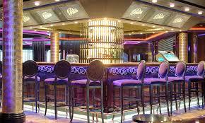 Música relajante lounge 7 imagen de barra de bar elegante